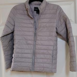 Lands' End quilted jacket